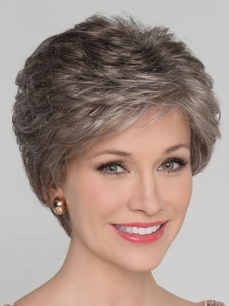Capless Short Synthetic Wig