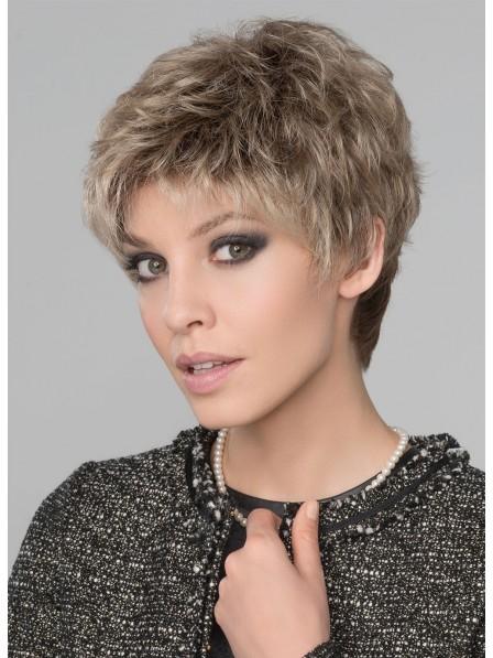 Capless Human Hair Wigs for White Women 2021