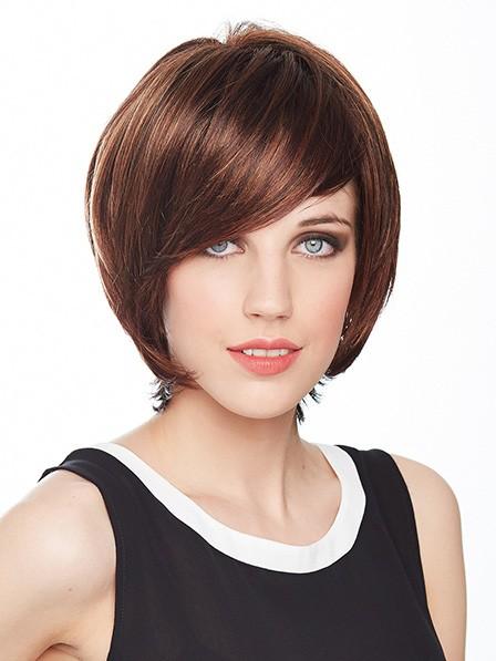 Cheap Synthetic Short Women Wigs