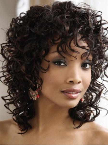 Beachy-Curl Wig Is Fresh And Feminine Wig