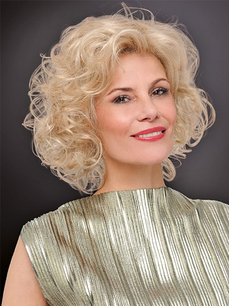 Lace Front Curly Human Hair Wigs 2021