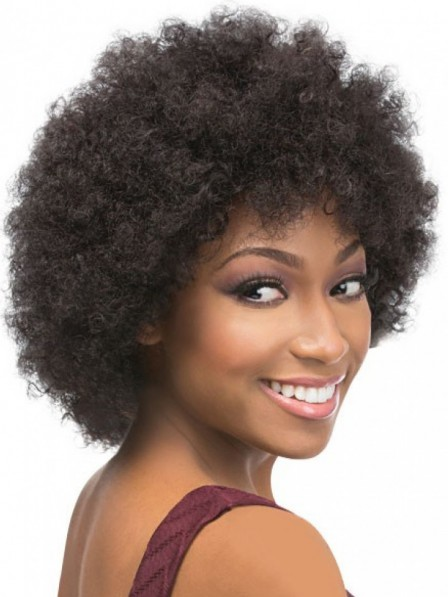 Outre velvet Synthetic hair wig afro hair wigs