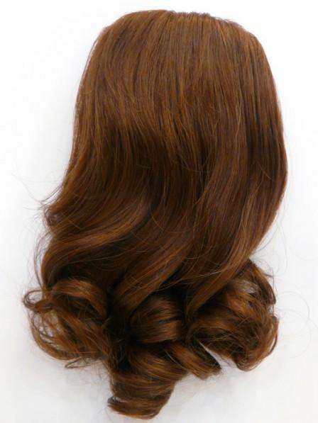 Short Fall Human Hair Hairpiece