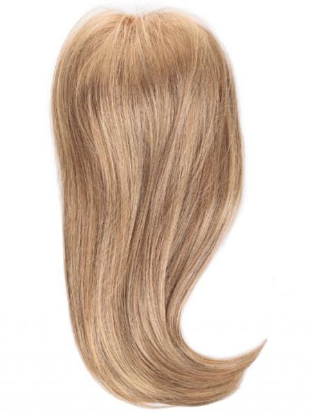 Human Blonde Long Mono Top Hair Piece