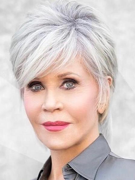 Trendy Grey Wigs Fans Favorite Style