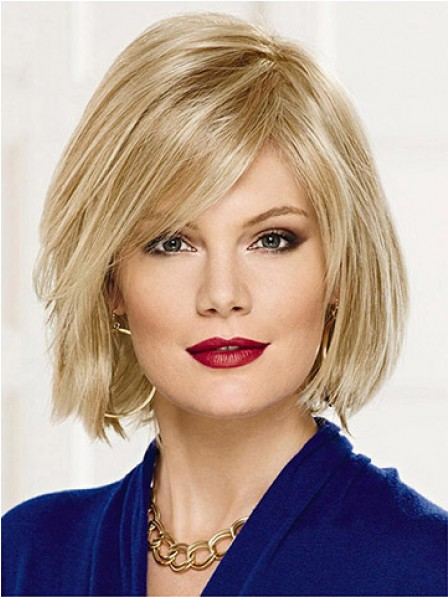 Lace Front Monofilament Straight Wig