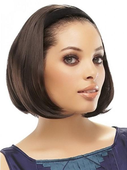 Long Wavy 3/4 Synthetic Hair With Headband